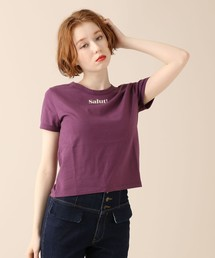 tシャツ Tシャツ salut! Tシャツ ZOZOTOWN PayPayモール店