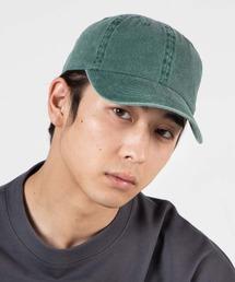 帽子 キャップ WEGO/Newhattan LowCap pigment dyed|ZOZOTOWN PayPayモール店