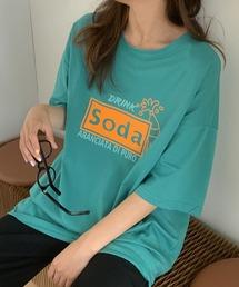 tシャツ Tシャツ Sodaサマープリント Tシャツ|ZOZOTOWN PayPayモール店