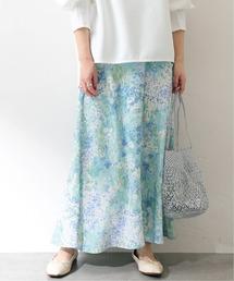 スカート ガーデンプリントスカート【手洗い可能】◆|ZOZOTOWN PayPayモール店