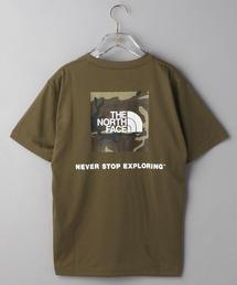 tシャツ Tシャツ 【THE NORTH FACE /ザ ノースフェイス】S/S Logo Camo tee/ショートスリーブスクエアカモフラージュT|ZOZOTOWN PayPayモール店
