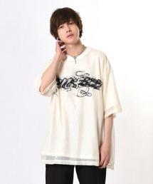 tシャツ Tシャツ メッシュ CALIGRAPHY TEE|ZOZOTOWN PayPayモール店