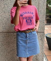 tシャツ Tシャツ ダメージフォントロゴTシャツ|ZOZOTOWN PayPayモール店