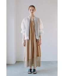 スカート メッシュドッキングジャンパースカート|ZOZOTOWN PayPayモール店