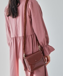 ショルダーバッグ バッグ 編み上げストラップショルダーバッグ《Rinaセレクトアイテム》|ZOZOTOWN PayPayモール店