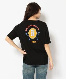 tシャツ Tシャツ MASAKA×BEAVER/マサカ×ビーバー 別注 WS GO TO HELL... Tシャツ|ZOZOTOWN PayPayモール店