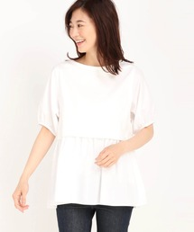 tシャツ Tシャツ アクアスムース*エステネージュ Tシャツ・カットソー|ZOZOTOWN PayPayモール店