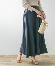 スカート F by ROSSO ラップ風ロングスカート|ZOZOTOWN PayPayモール店