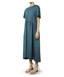 ワンピース Pearl Detail Jersey Dress|ZOZOTOWN PayPayモール店