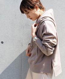 パーカー B:MING by BEAMS / 裏毛 スリット パーカー 21SS ZOZOTOWN PayPayモール店