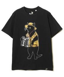 tシャツ Tシャツ USA/C 探検猫 TEE|ZOZOTOWN PayPayモール店