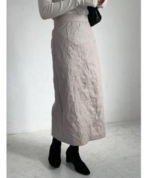 スカート クリンクルマットフェイクレザースカート|ZOZOTOWN PayPayモール店