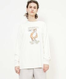 tシャツ Tシャツ 【GOOD ROCK SPEED×JOHNBULL】ベアロングTシャツ ZOZOTOWN PayPayモール店