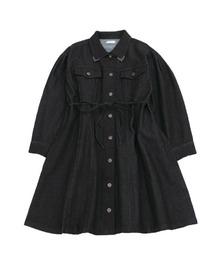 ワンピース デニム羽織りシャツOP|ZOZOTOWN PayPayモール店