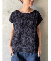tシャツ Tシャツ フロント刺繍フレンチカットソー|ZOZOTOWN PayPayモール店