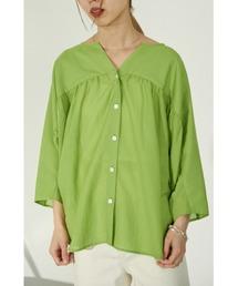 シャツ ブラウス gather dolman sleeve sh(ギャザードルマンスリーブシャツ)|ZOZOTOWN PayPayモール店