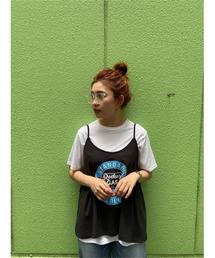 tシャツ Tシャツ Vintageリメイクキャミソール|ZOZOTOWN PayPayモール店