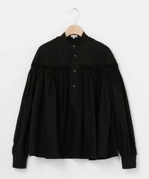 シャツ ブラウス 【Scye】長袖リネンピンタックシャツ WOMEN|ZOZOTOWN PayPayモール店