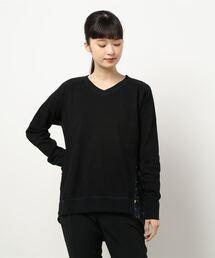 tシャツ Tシャツ シースルーチェックレオパードプリント+天竺カットソー|ZOZOTOWN PayPayモール店