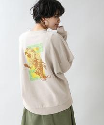 スウェット 【KANA SUZUKI】コラボ裏毛スウェットクルー/930032 ZOZOTOWN PayPayモール店