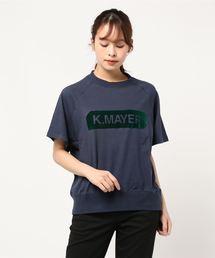 tシャツ Tシャツ 刺繍ロゴ半袖T【BOX】|ZOZOTOWN PayPayモール店