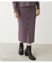 スカート ボタンニットスカート|ZOZOTOWN PayPayモール店