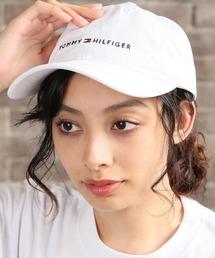 帽子 キャップ 【TOMMY HILFIGER/トミーヒルフィガー】HILFIGER LOGO CAP(ヒルフィガーロゴキャップ) ZOZOTOWN PayPayモール店