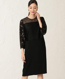 ワンピース フィオーレリバーレース ドレス|ZOZOTOWN PayPayモール店