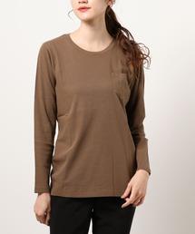 tシャツ Tシャツ M0538 強撚ロングスリーブTシャツ|ZOZOTOWN PayPayモール店