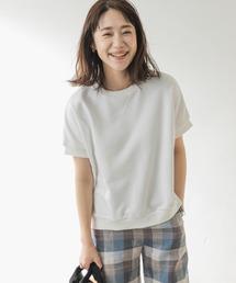 tシャツ Tシャツ F by ROSSO ミニ裏毛プルオーバー ZOZOTOWN PayPayモール店