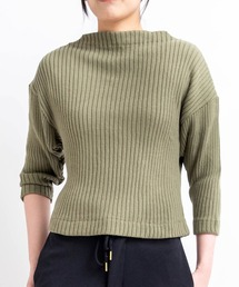 tシャツ Tシャツ M0621 ワイドリブボリュームプルオーバー|ZOZOTOWN PayPayモール店