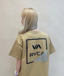 tシャツ Tシャツ 【ZOZOタウン限定アイテム】RVCA/ルーカ   ビッグシルエット  バックプリントTシャツ  BB043-P01|ZOZOTOWN PayPayモール店