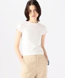 tシャツ Tシャツ シルキーフライス ショートプルオーバー|ZOZOTOWN PayPayモール店
