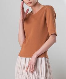 tシャツ Tシャツ バッククロスリブカットソー ZOZOTOWN PayPayモール店
