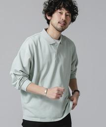 ポロシャツ ビッグシルエットポロシャツ ZOZOTOWN PayPayモール店