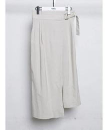 スカート ハイストレッチアシメナロースカート|ZOZOTOWN PayPayモール店