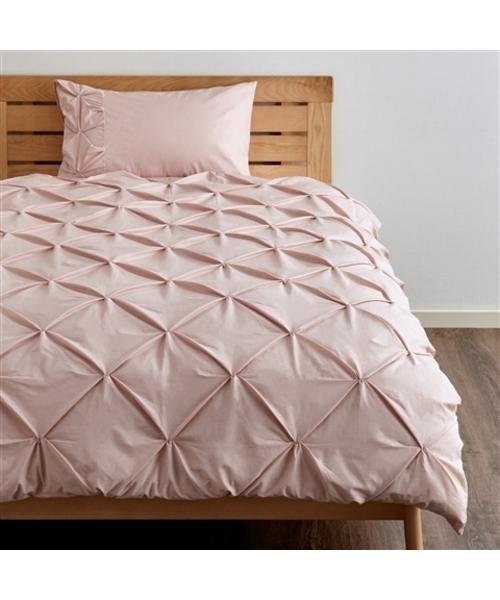 限定モデル ベッド 全国どこでも送料無料 寝具 シングル パロン W1500xD2100mm ピンク 掛け布団カバー
