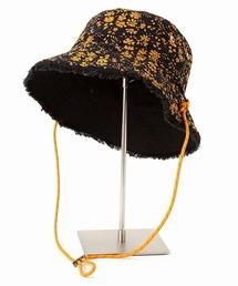 帽子 ハット テキスタイルバケットハット|ZOZOTOWN PayPayモール店