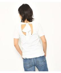 tシャツ Tシャツ バック リボン ホルター Tシャツ|ZOZOTOWN PayPayモール店