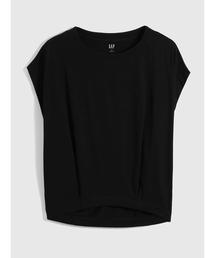 tシャツ Tシャツ カジュアル ルーズフィット ドロップショルダー トップス|ZOZOTOWN PayPayモール店