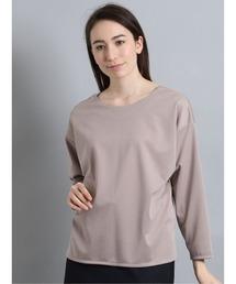 tシャツ Tシャツ エムエフエディトリアルレディース/m.f.editorial:Women ストレッチスムース セットアップ 2WAY長袖ドルマン(|ZOZOTOWN PayPayモール店