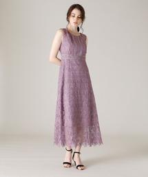 ドレス 《Maglie WHITE》トルコレースロングワンピース ZOZOTOWN PayPayモール店