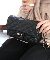 ショルダーバッグ バッグ WEARIST [yunさん着用] キルティングチェーンバッグ|ZOZOTOWN PayPayモール店