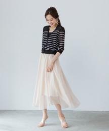 スカート ラメシフォンスカート|ZOZOTOWN PayPayモール店