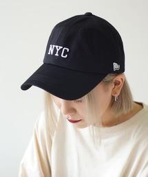 帽子 キャップ 【dictionary】NYC 刺繍 ロゴ ローキャップ|ZOZOTOWN PayPayモール店