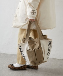 ショルダーバッグ バッグ 【THEATRE PRODUCTS/シアタープロダクツ】 ロゴガーデンバッグ|ZOZOTOWN PayPayモール店