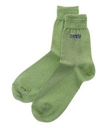 靴下 CANDY GIRL LAME ソックス|ZOZOTOWN PayPayモール店