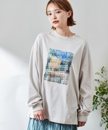 tシャツ Tシャツ 【DISCUS】ディスカス 絵画プリントTee ZOZOTOWN PayPayモール店