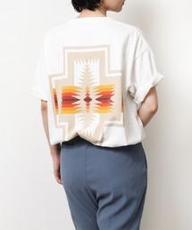 tシャツ Tシャツ GO OUT 2021年 5月号p.56掲載 【 PENDLETON / ペンドルトン 】 PENDLETON UNISEX Ba|ZOZOTOWN PayPayモール店