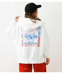 パーカー Polar Bear Burger パーカー|ZOZOTOWN PayPayモール店